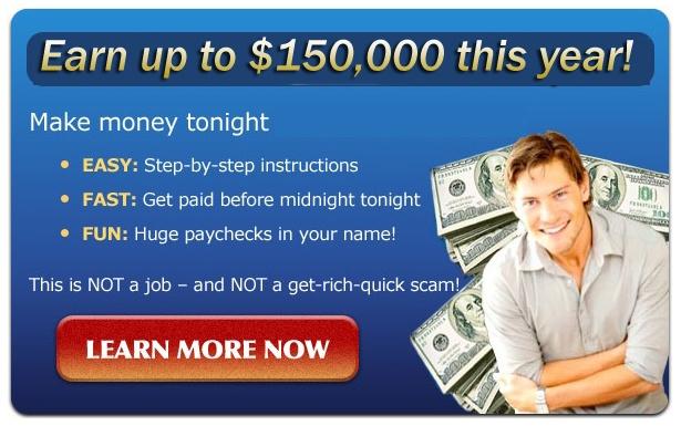 get rich quick scheme