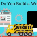 How do you build a website