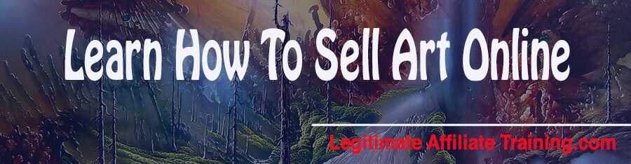 How To Sell Art Online - Tips & Tricks For Any Level Of Artist!