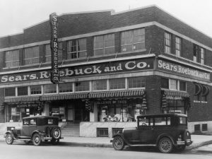 first sears store