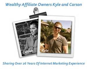 Wealthy affiliate owners