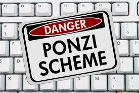 online work opportunities should not include ponzi schemes