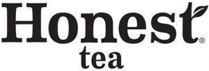 Branding logo for honest tea