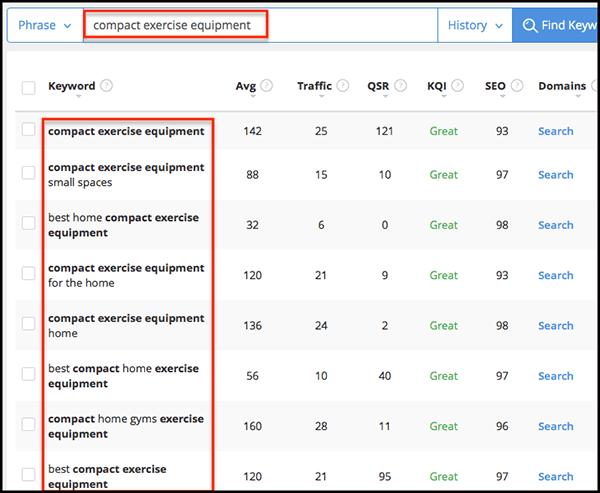 keyword ranking software