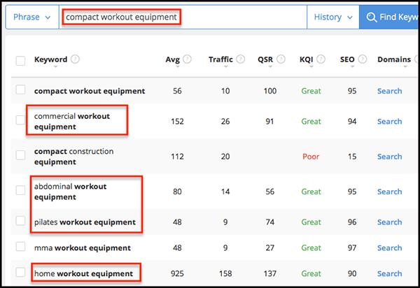 seo keyword ranking tool