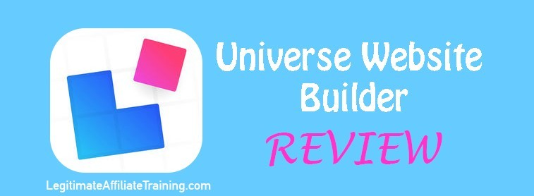 What Is The Universe Website Builder?