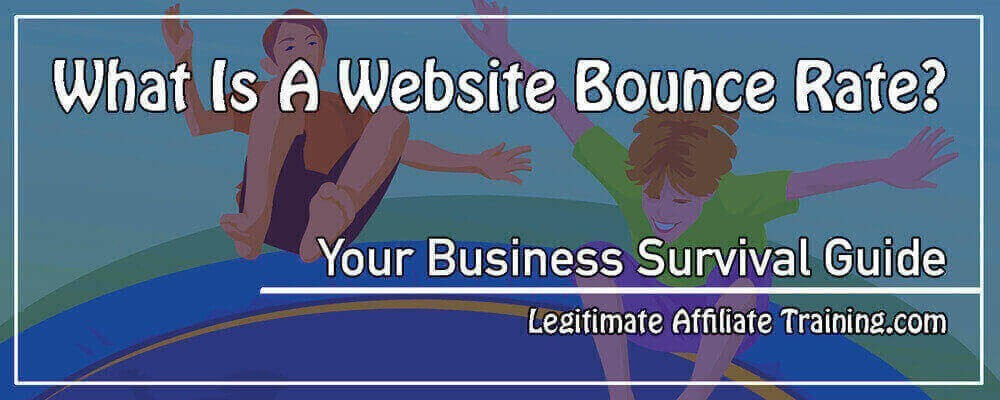 What Is A Website Bounce Rate?