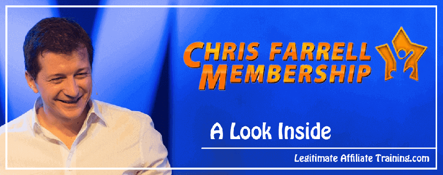 WHAT IS THE CHRIS FARRELL MEMBERSHIP