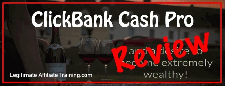 Clickbank cash code review