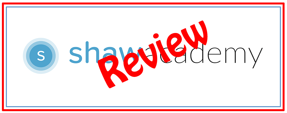 The Shaw Academy Review
