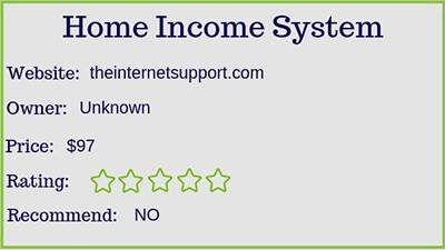 home income system reviews