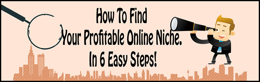 how to find your online niche