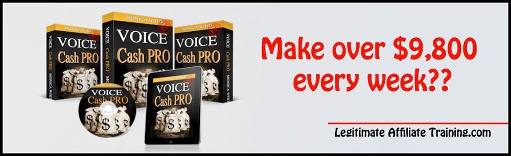 The Voice Cash Pro Review