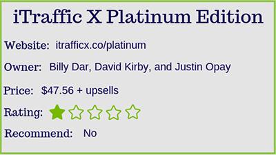 itrafficx rating