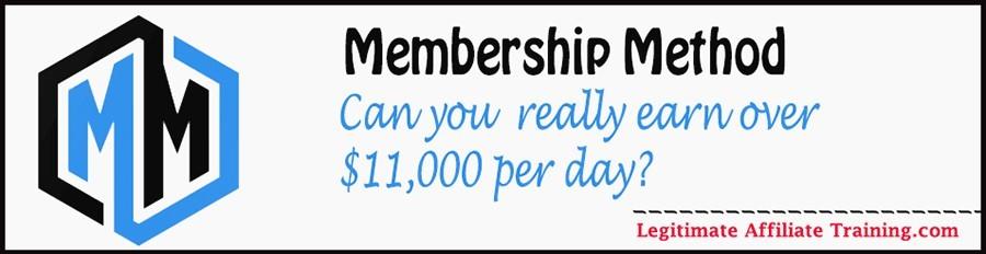 What Is The Membership Method?