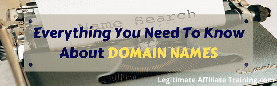 How Do I Buy A Domain Name