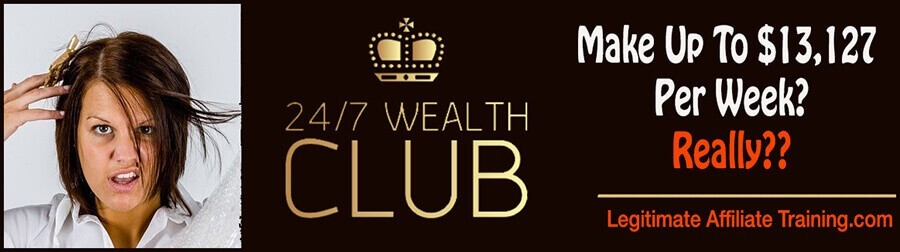 What Is 24/7 Wealth Club? (Review)