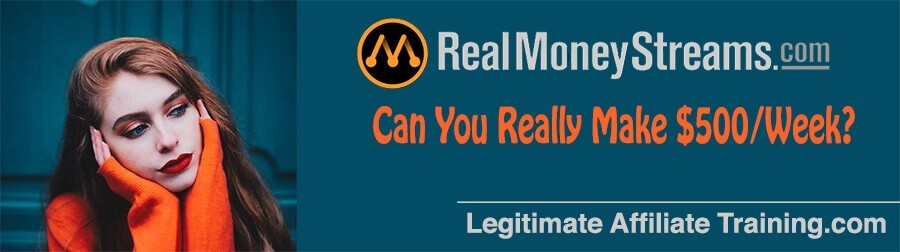 What Is Real Money Streams About? My Honest (Review)