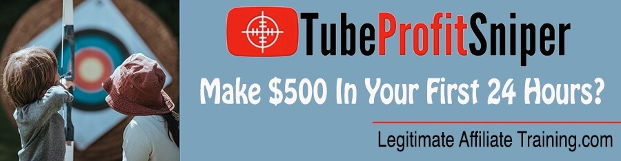 The Tube Profit Sniper Review