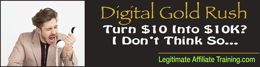 What Is The Digital Gold Rush?