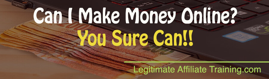 Can I Make Money Online From Home?