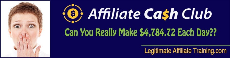 What Is The Affiliate Cash Club? (Review)
