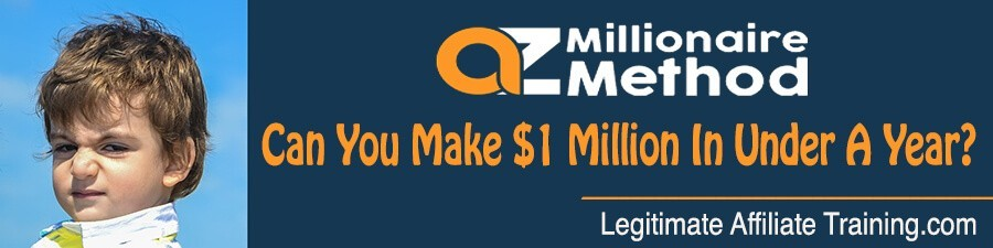 The AZ Millionaire Method (Review)