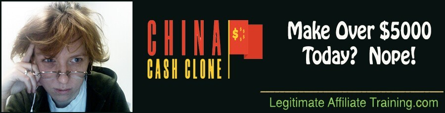 The China Cash Clone
