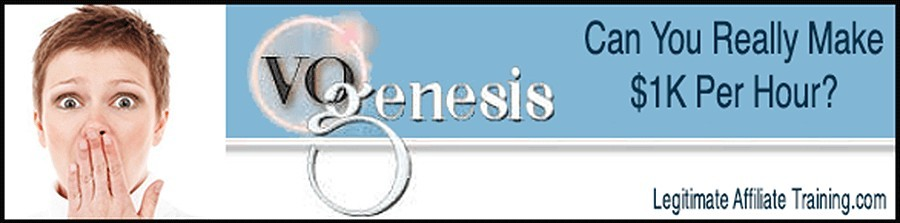 What Is VO Genesis About?