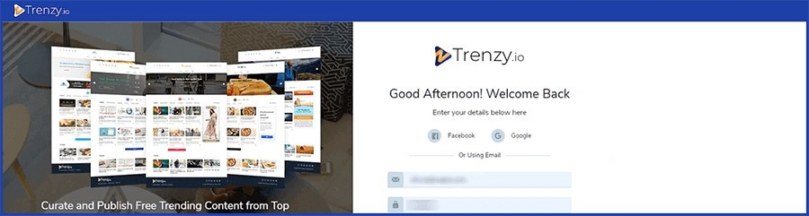 trenzy works with your favourite autoresponder
