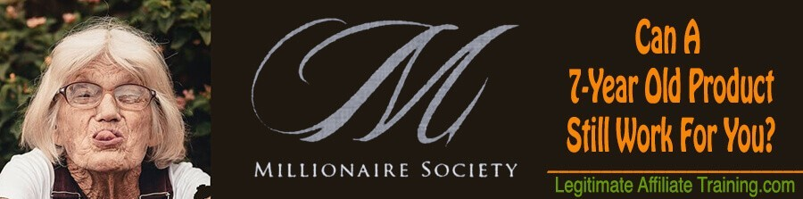 What is The Millionaire Society?