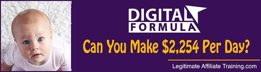 What Is The Digital Formula?