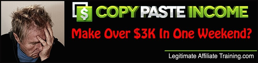 What About Copy Paste Income?