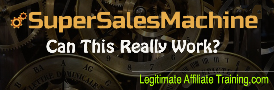 What Is The Super Sales Machine?