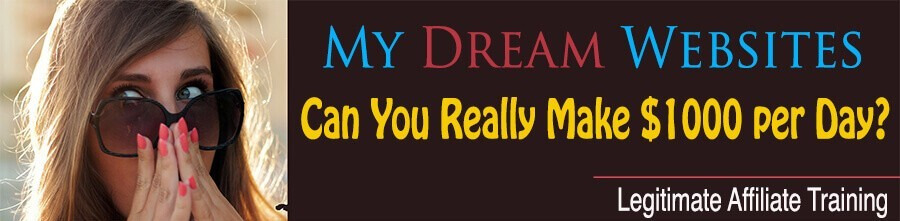What Is Your Dream Websites