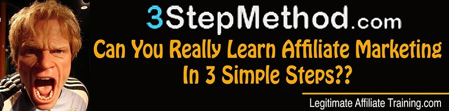 What is The 3 Step Method