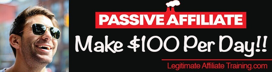 The Passive Affiliate System Review
