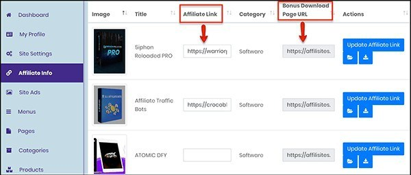 highly profitable if you use your affiliate id