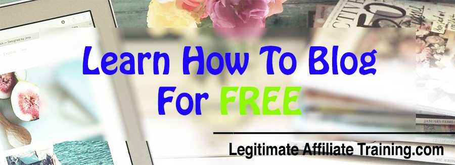 Starting A Blog For Free?