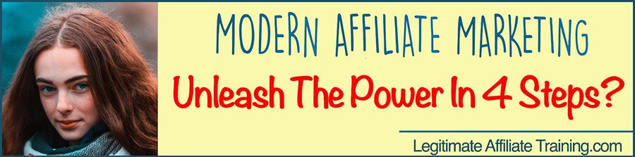 What Is The Modern Affiliate Marketing