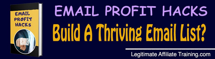The Email Profit Hacks Review