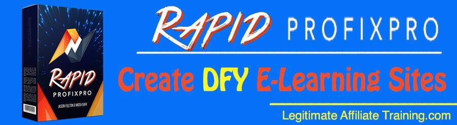What Is The RapidProfixPro