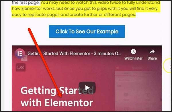 elementor isn't newbie friendly