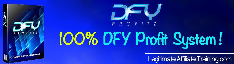 What Is DFY Profitz