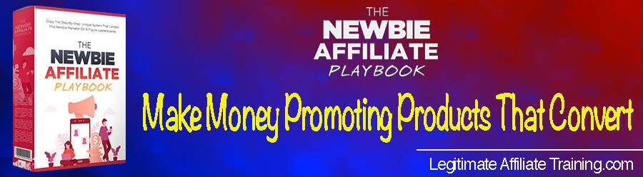 What Is The Newbie Affiliate Playbook?