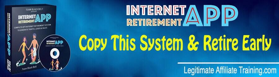 The Internet Retirement App