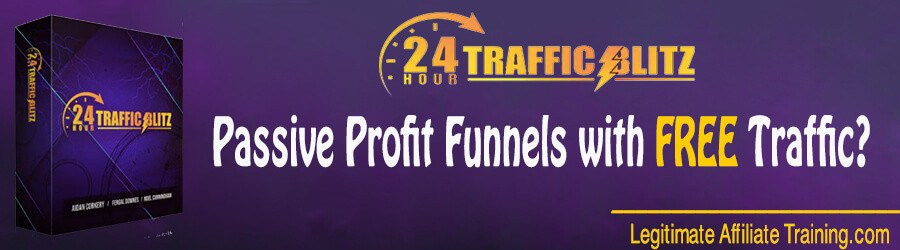 24Hr Traffic Blitz Review