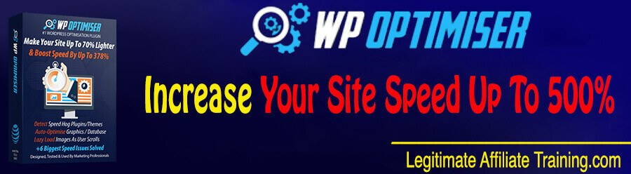 What is WP Optimiser?