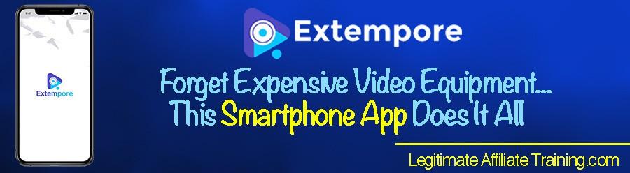 Karthik Ramani's Extempore Review
