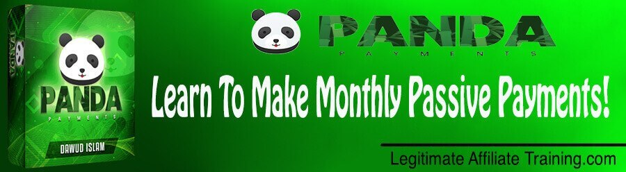 The Panda Payments